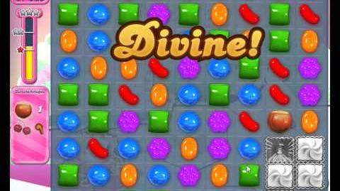 Candy Crush Saga Level 255