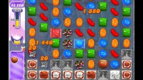 Candy Crush Saga Dreamworld Level 287 (3 star, No boosters)