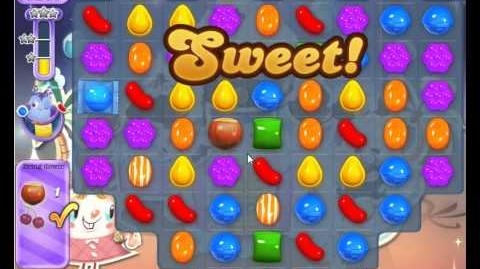 Candy Crush Saga Dreamworld Level 117 (Traumwelt)