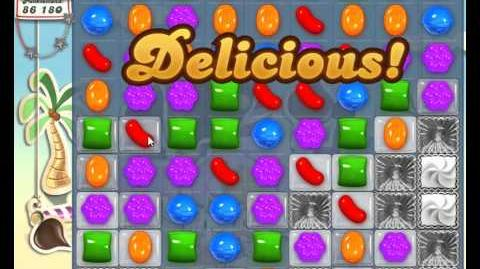 Candy Crush Saga Level 111