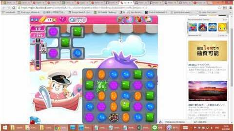 Candy crush saga level 606
