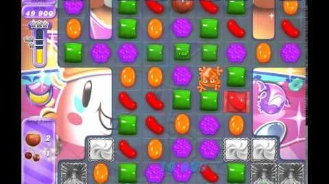 Candy Crush Saga Dreamworld Level 620 (No booster, 3 Stars)