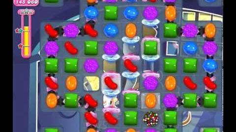 Candy Crush Saga Level 843