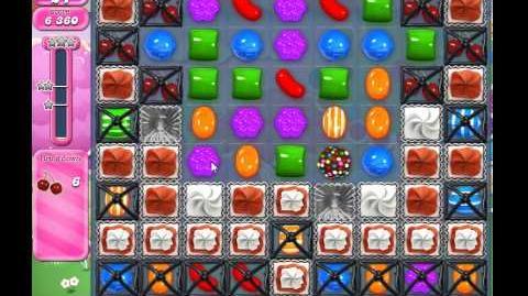 Candy Crush Saga Level 939 No Booster