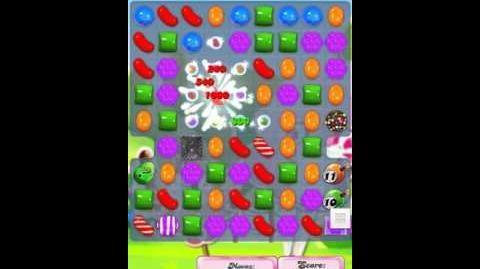 Candy Crush Level 464 No Toffee Tornadoes