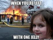 LEFT WITH 1 JELLY