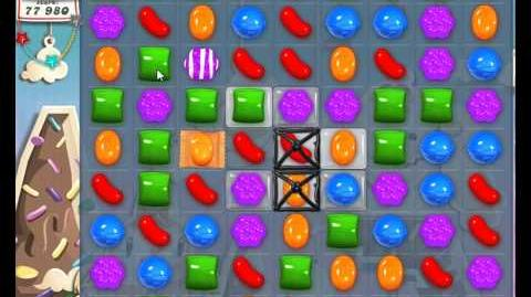 Candy Crush Saga Level 46