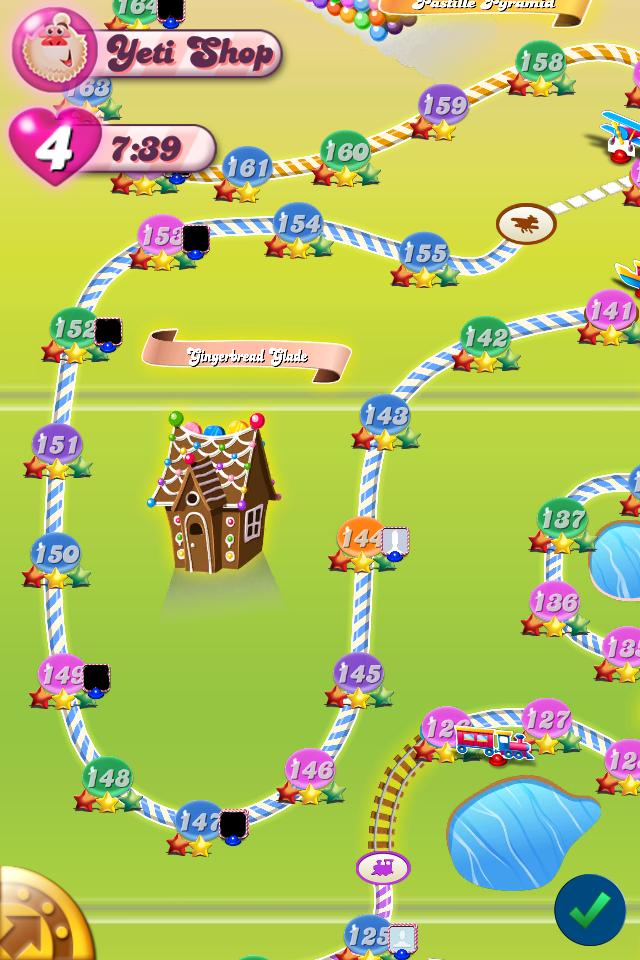 how to win level 2166 candy crush saga