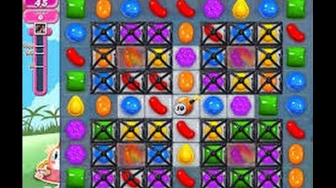Candy Crush Level 329 (Dreamworld) Odus