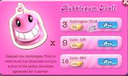 Bubblegum Troll