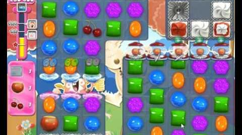 Candy Crush Saga Level 1688 NO BOOSTER (First Mixed Level + 2nd Version)