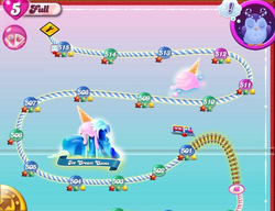 Ice Cream Caves Map Mobile