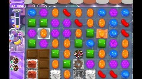 Candy Crush Saga Dreamworld Level 647 (No booster, 3 Stars)
