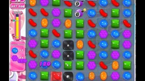 Candy Crush Saga Level 489 3 stars NO BOOSTERS
