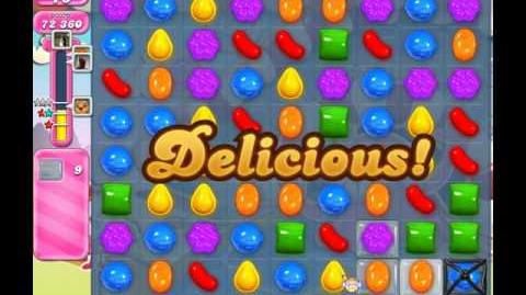 Candy Crush Saga Level 86 ( New with 45 Moves ) No Boosters 3 Stars