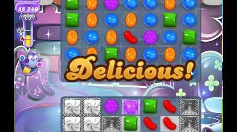 Candy Crush Saga Dreamworld Level 649 No Booster