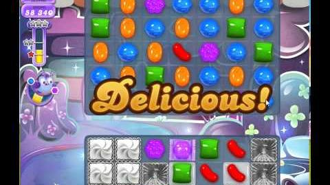 Candy Crush Saga Dreamworld Level 649 No Booster