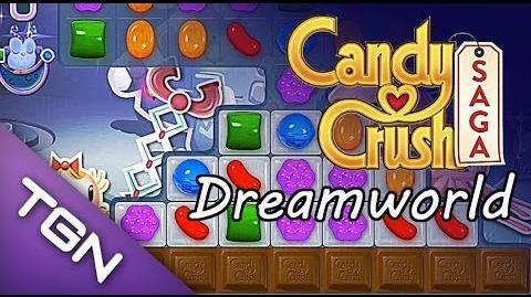 Candy Crush Saga Dreamworld - lvl 89 - 3 stars