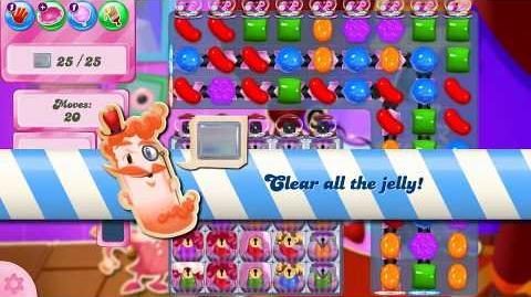 Candy Crush Saga Level 2576 NO BOOSTERS
