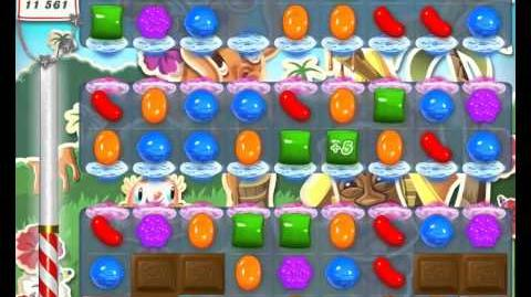 Candy Crush Saga Level 189