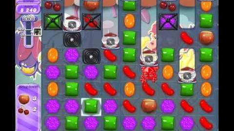 Candy Crush Saga Dreamworld Level 629 (No booster, 3 Stars)