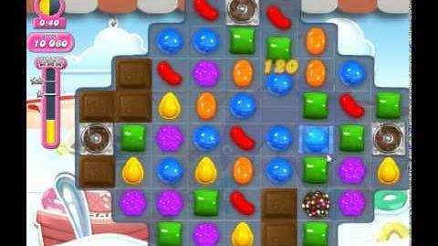 Level 618 Candy Crush Saga - No Booster 3 Stars
