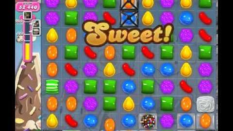 How to beat Candy Crush Saga Level 37 - 2 Stars - No Boosters - 106,140pts
