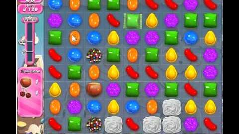 Candy Crush Saga Level 49 - 3 Star