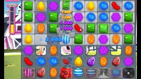 Candy Crush Saga Level 231