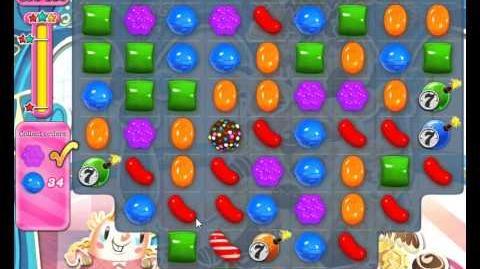 Candy Crush Saga Level 482