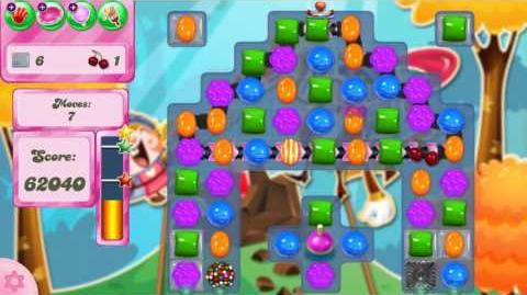 Candy Crush Saga LEVEL 2430 NO BOOSTERS (16 moves)