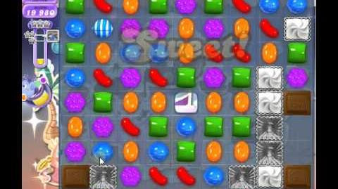 How to beat Candy Crush Saga Dreamworld Level 122 - 3 Stars - No Boosters - 131,420pts