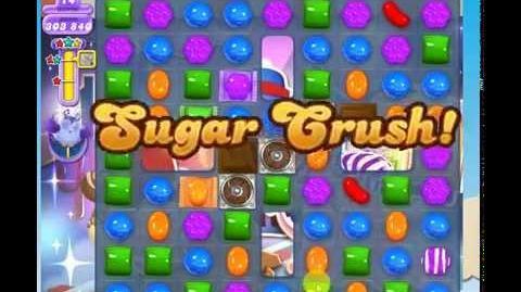 Candy Crush Saga Dreamworld Level 450
