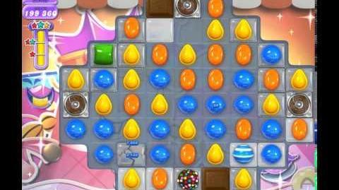 Candy Crush Saga Dreamworld Level 618 (No booster, 3 Stars)