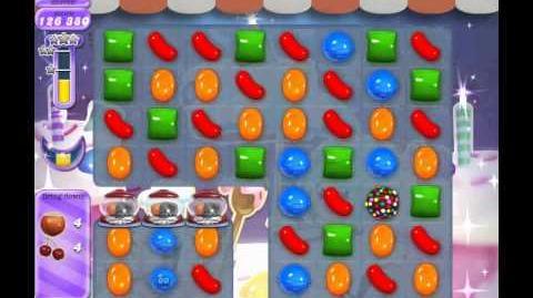 Candy Crush Saga Dreamworld Level 357 (3 star, No boosters)
