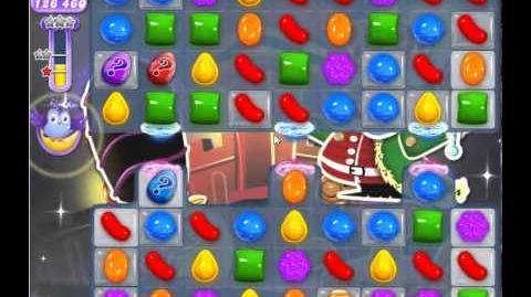 Candy Crush Saga Dreamworld Level 385 (Traumwelt)