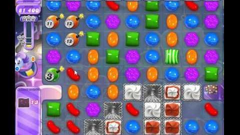 Candy Crush Saga Dreamworld Level 464(No boosters,3 stars)