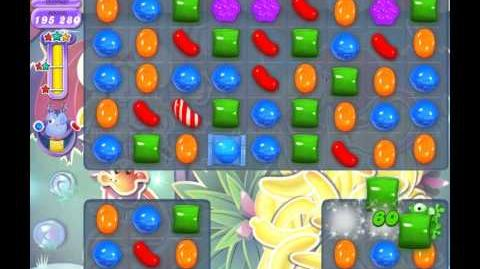 Candy Crush Saga Dreamworld Level 627 (No booster, 3 Stars)