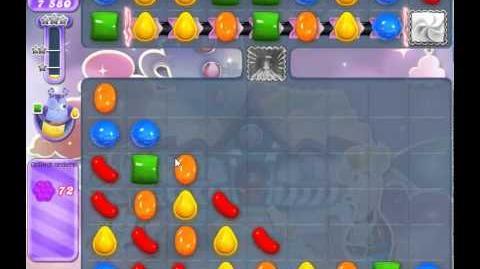 Candy Crush Saga Dreamworld Level 572 (Traumwelt)