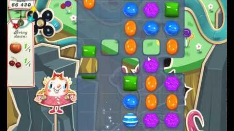 Candy Crush Saga Level 24