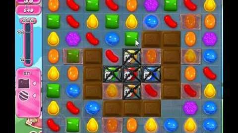 Candy Crush Saga Level 330 - 2 Star - no boosters