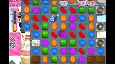 Candy Crush Saga level 699 ✰ No Boosters