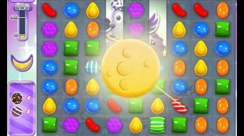 Candy Crush Saga Dreamworld Level 208 (Traumwelt)