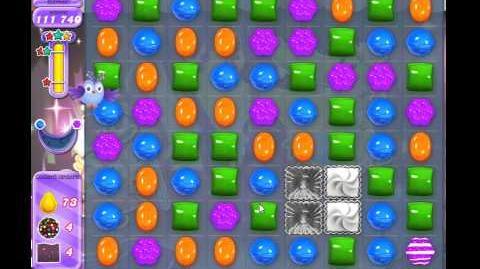 Candy Crush Saga Dreamworld Level 419 No Boosters
