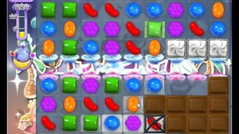 Candy Crush Saga Dreamworld Level 120 (Traumwelt)