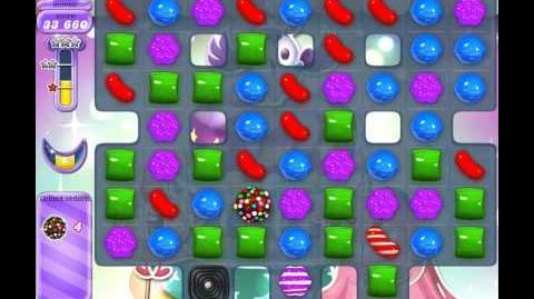 Candy Crush Saga Dreamworld Level 206 No Booster 3 Stars