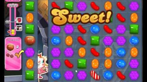 Candy Crush Saga Level 221 NEW