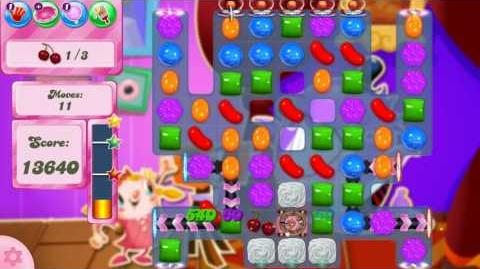 Candy Crush Saga Level 2580 NO BOSTERS