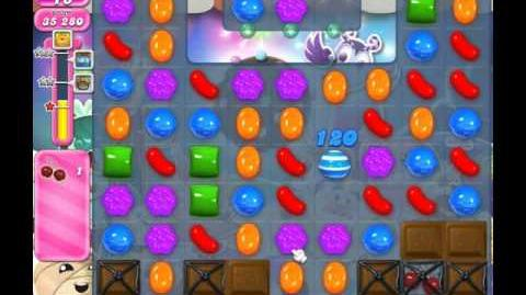 Candy Crush Saga Level 1410 New Versions ( 30 Moves ) ( 2 stars ) No Boosters