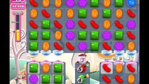 Candy Crush Saga Level 340 - 2 Star - no boosters
